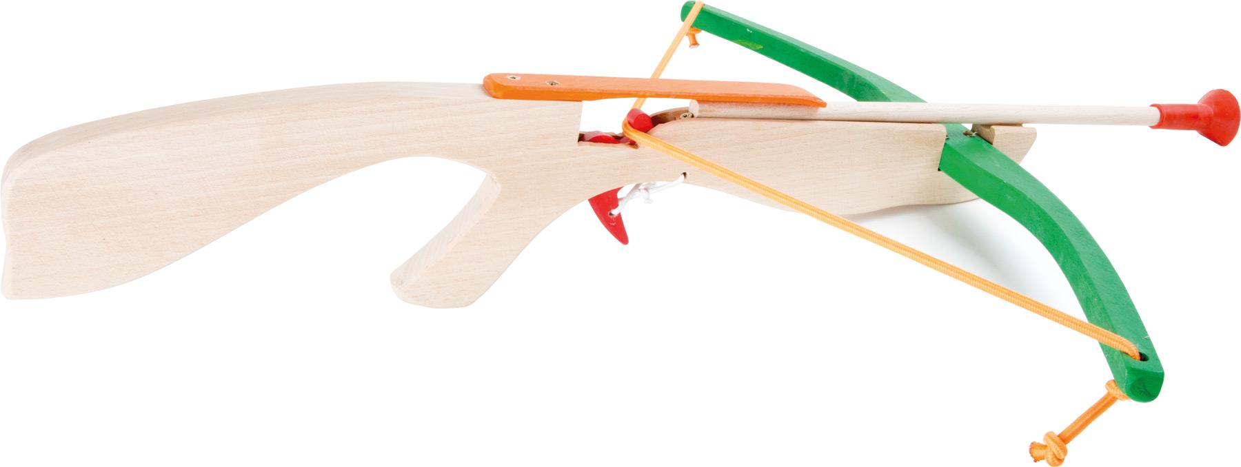 Dřevěné hračky pro kluky - Velká kuše