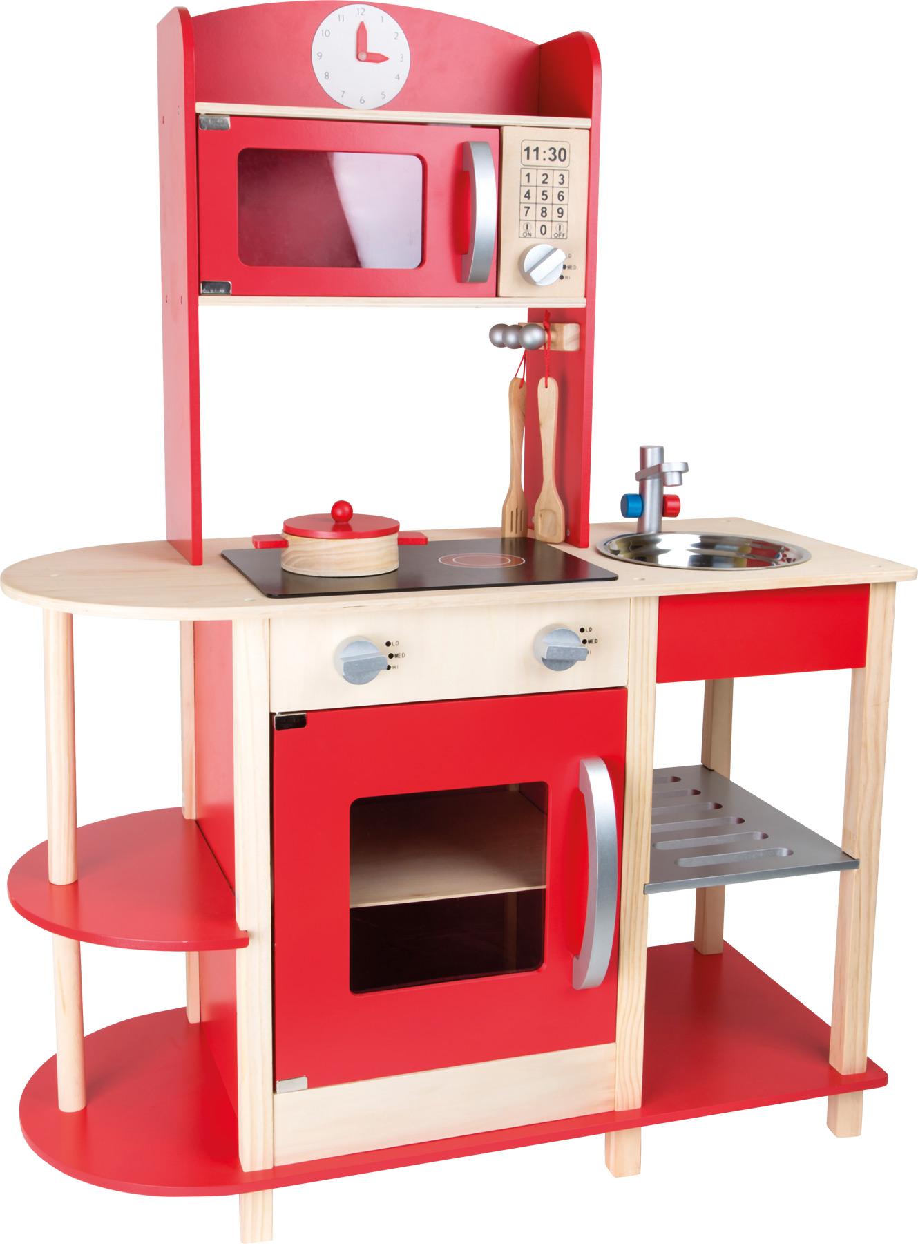 Dřevěná dětská kuchyňka Gourmet