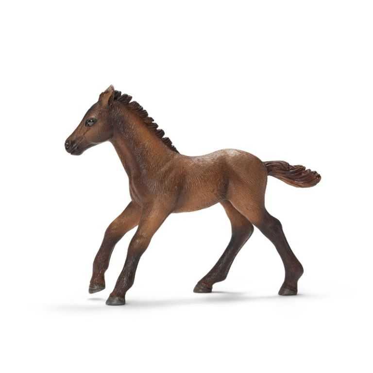 Koně Schleich - Zvířátko - hříbě koně kamarského