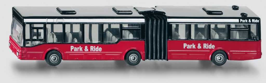 Kovový model - SIKU Super - Kloubový autobus