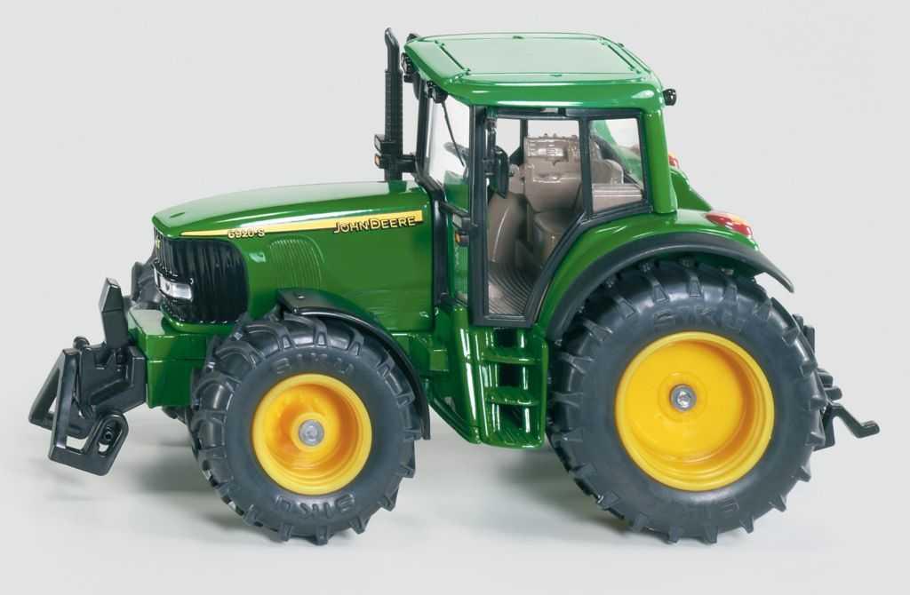 SIKU Farmer - Traktor John Deere 6920S, měřítko 1:32