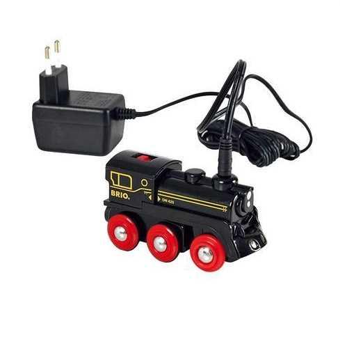 Brio Elektrická mašinka s nabíječkou