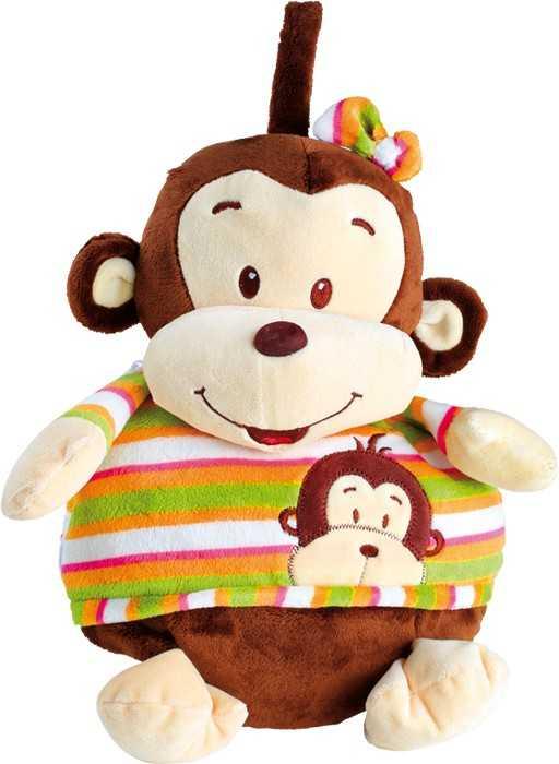 Přikrývka na mazlení Opička