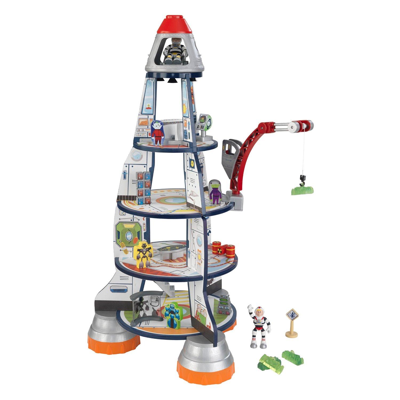 KidKraft hrací set Vesmírná raketa