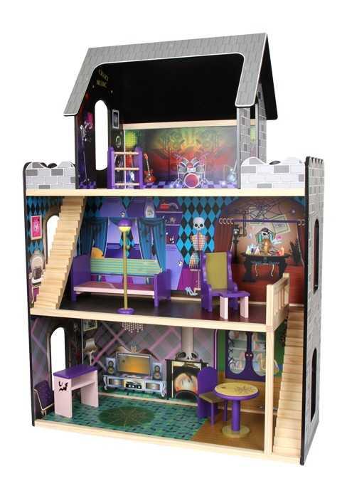 Domeček pro panenky Monster