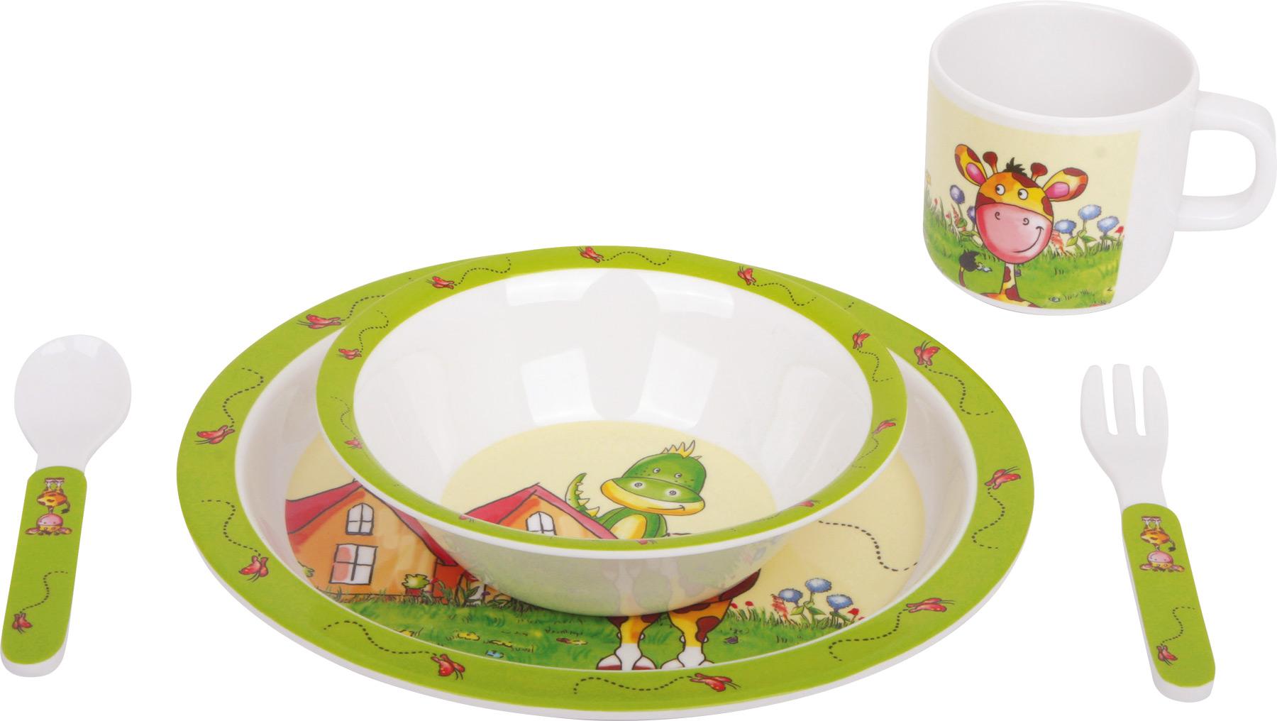 Dětské nádobí Tobi a Lilly