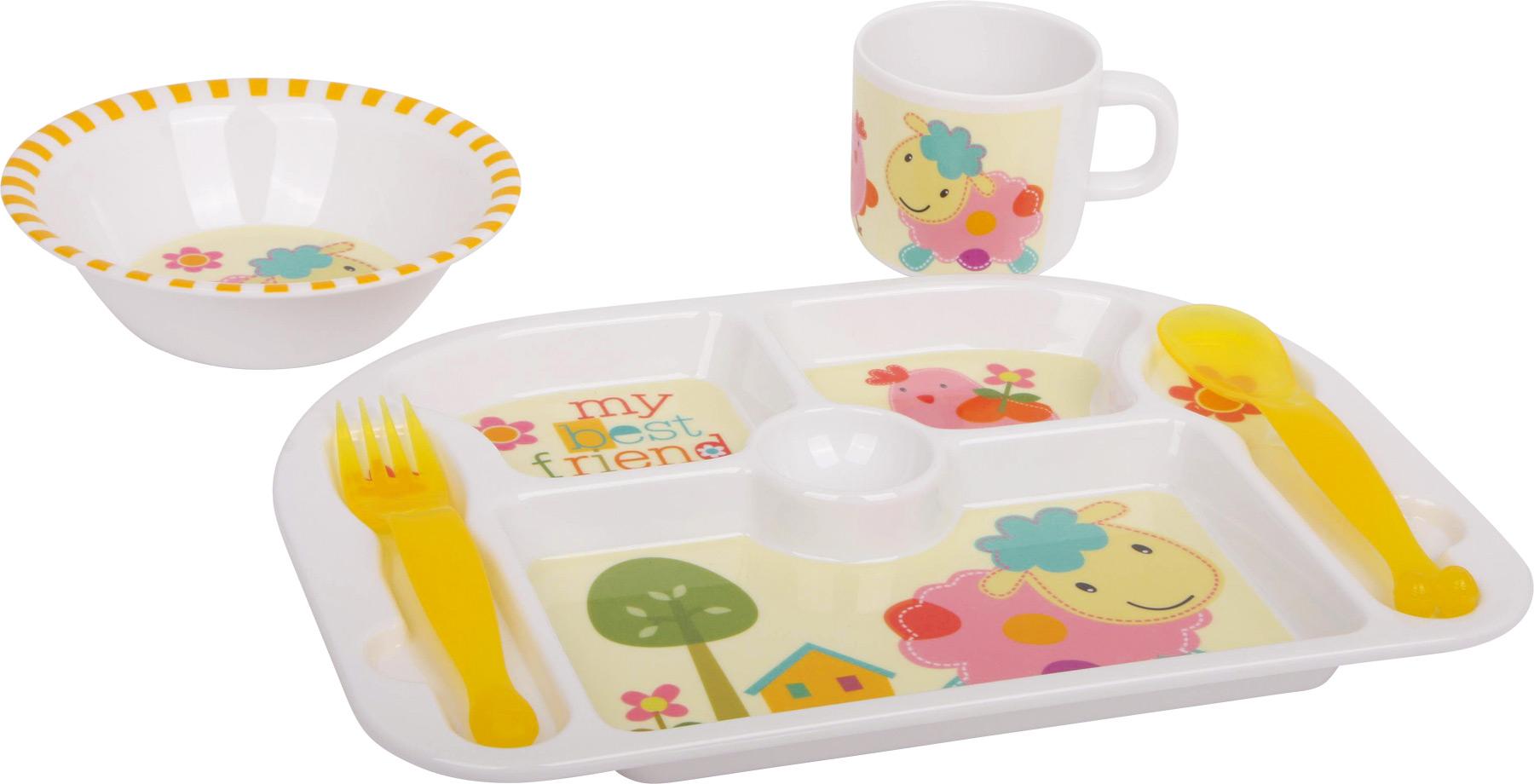 Dětské nádobí Nejlepší přátelé