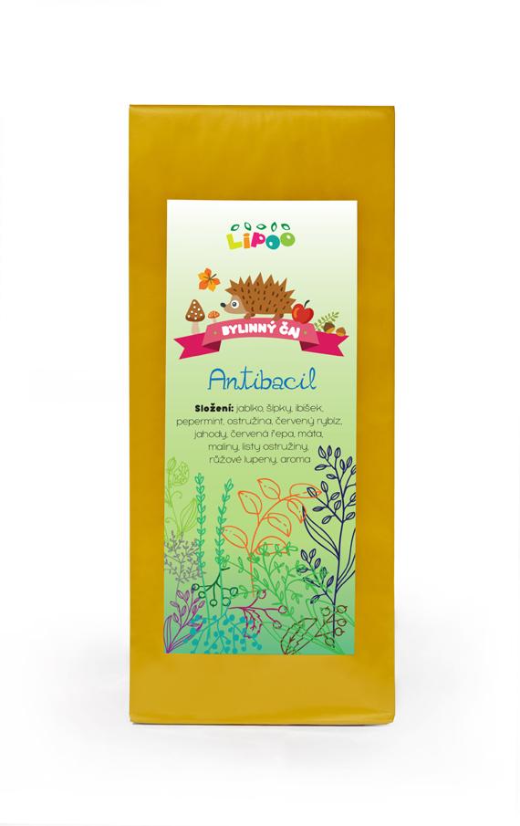 Čaj - Bylinné dětské čaje - Antibacil