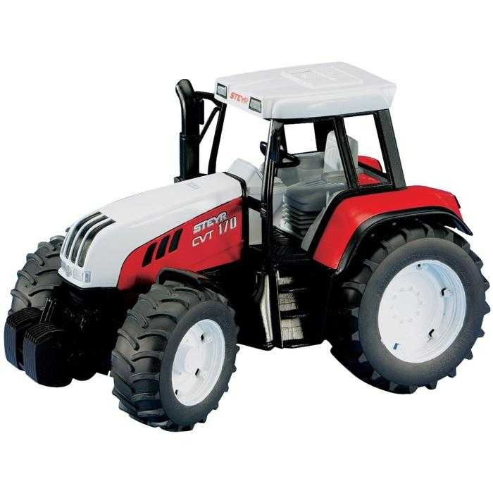 Bruder - Traktor STEYR CVT 170