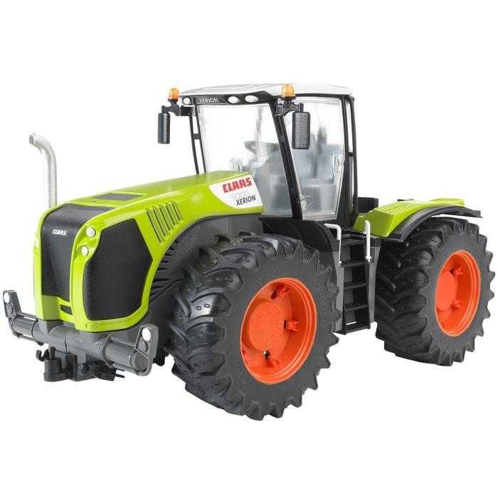Bruder - Traktor CLAAS Xerion