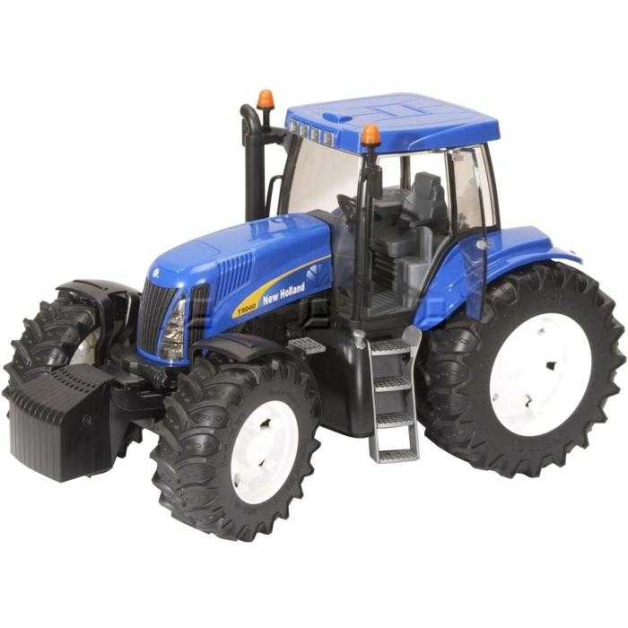 Bruder - Traktor NEW HOLLAND