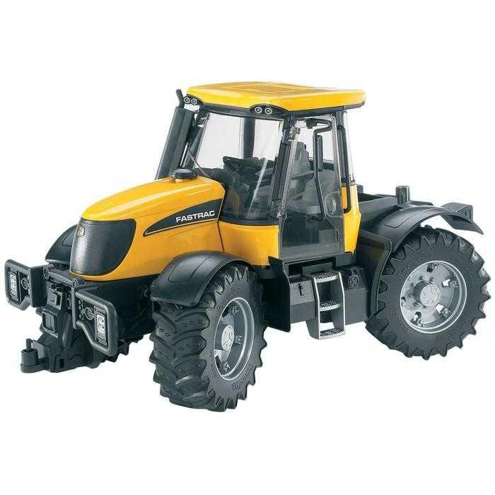 Bruder - Traktor JCB FASTRAC 3220