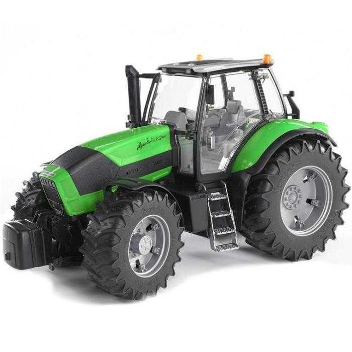 Bruder - Traktor DEUTZ Agtrotron