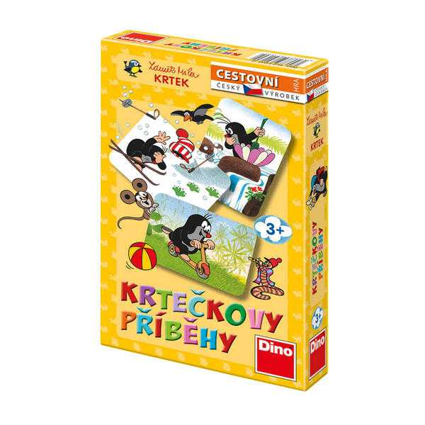 Dětské hry - KRTEČKOVY PŘÍBĚHY