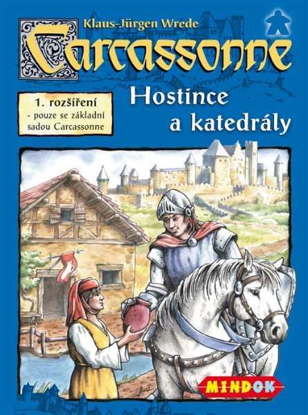 Carcassonne rozšíření 1: Hostince a katedrály