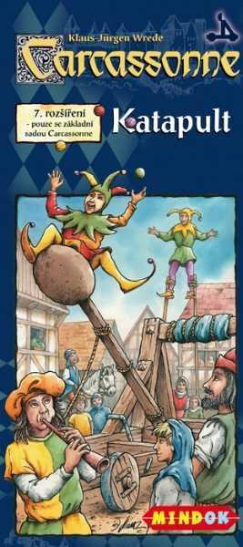 Carcassonne rozšíření 7: Katapult