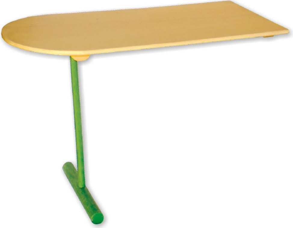 Přídavný bistro stůl pro dětské kuchyně Vše v jednom