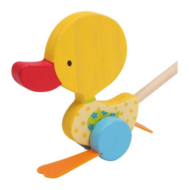 Tahací hračky - Kolébává kachna Tine