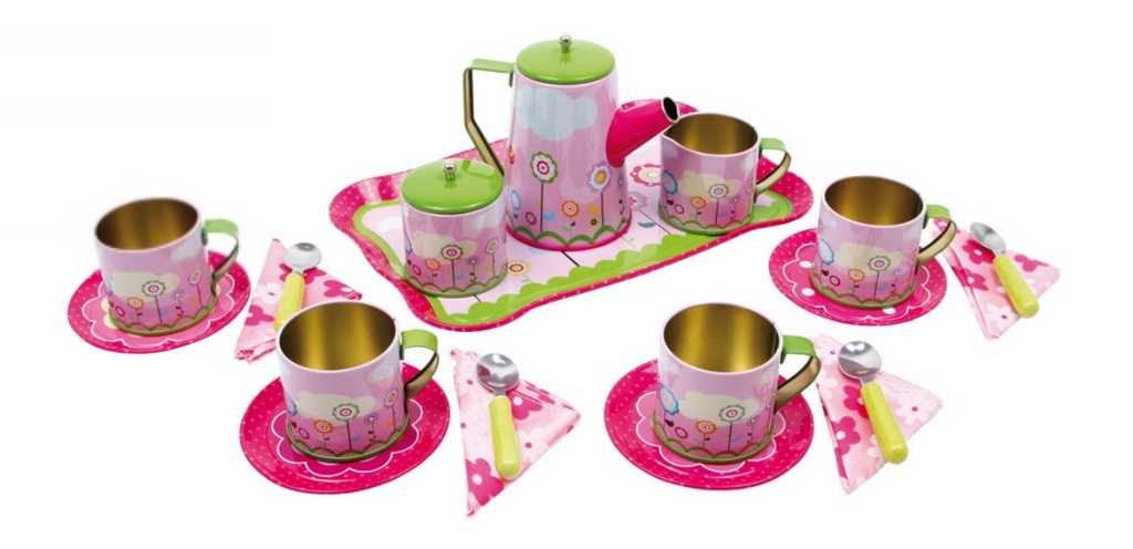 Dětský čajový servis Violetta