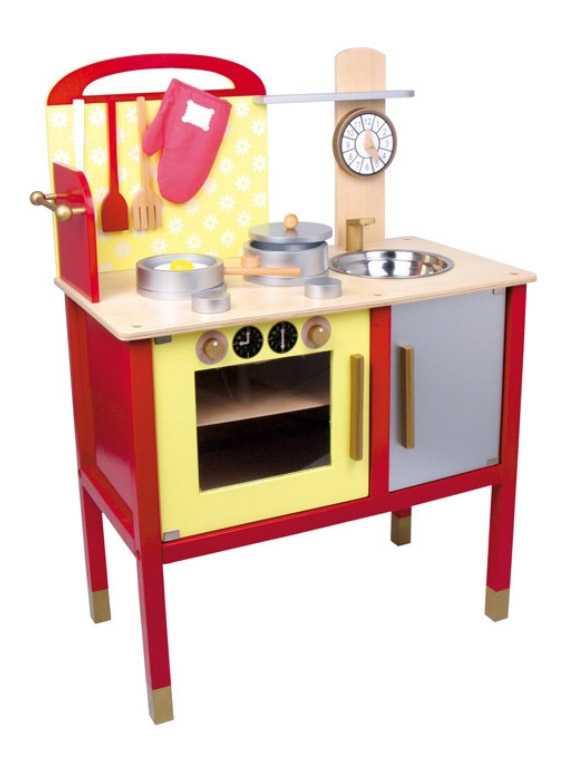 Dětská dřevěná kuchyňka Denise