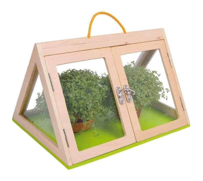 Dětské dekorace - Hračka dětský skleník