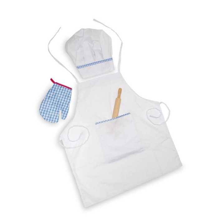 Dětská kuchyňská zástěra Cook