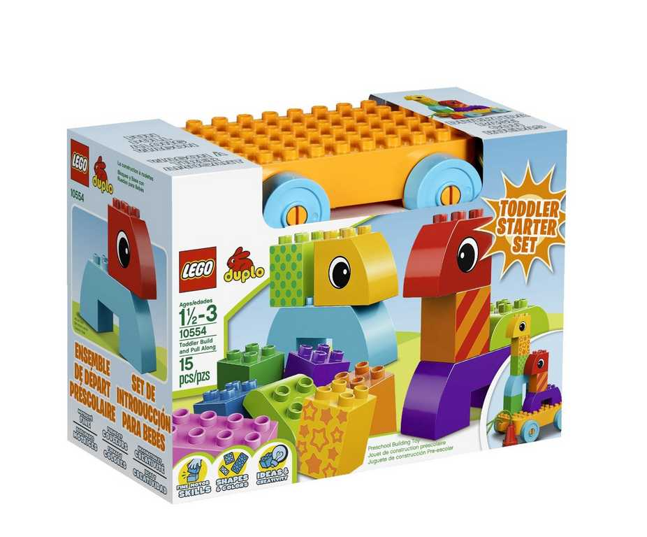 LEGO DUPLO 10554 Tahací hračky pro batolata