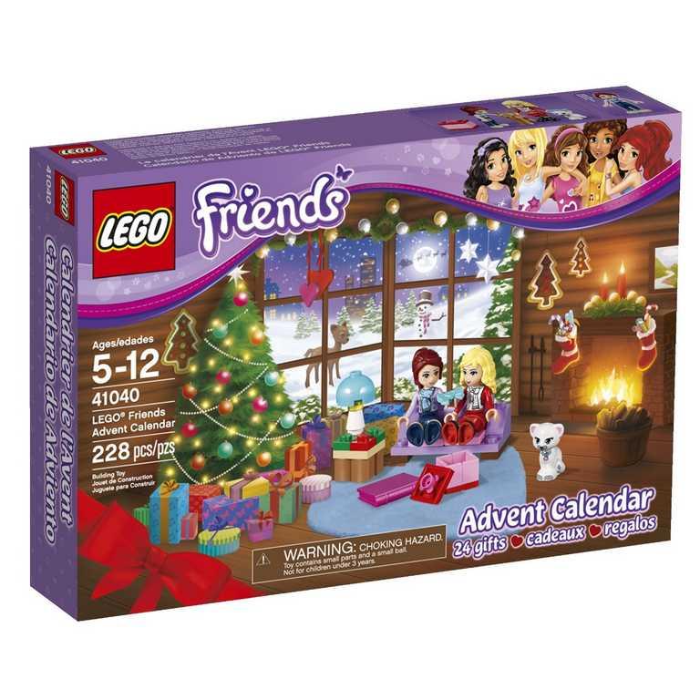 LEGO FRIENDS 41040 Adventní kalendář 2014