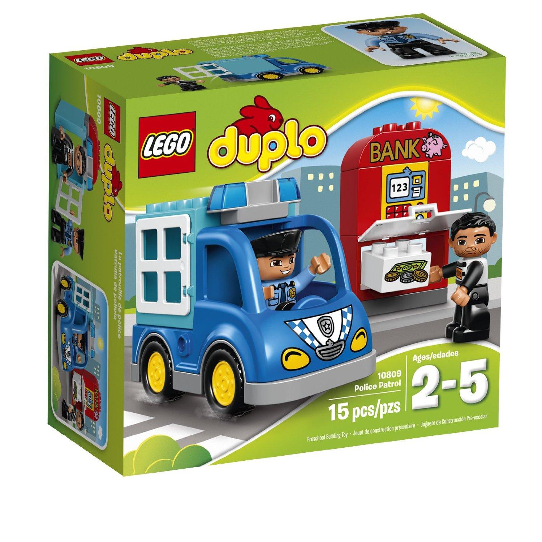 Lego Duplo Policejní hlídka 10809