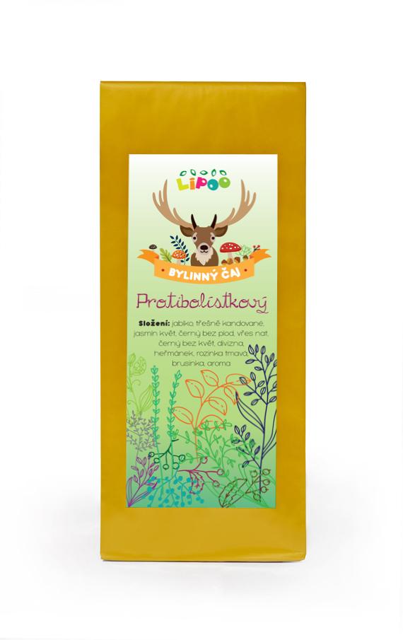 Čaj - Bylinné dětské čaje - Protibolístkový