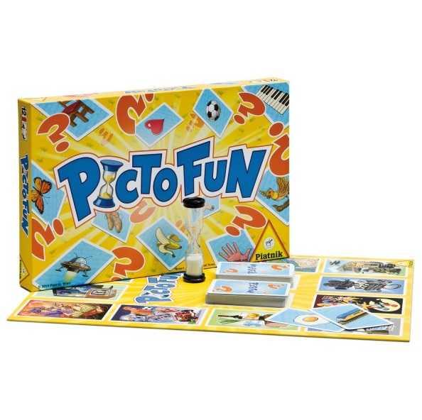 Deskové rodinné hry - Pictofun