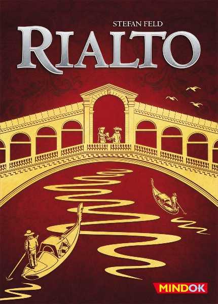 Rodinné deskové hry - Rialto