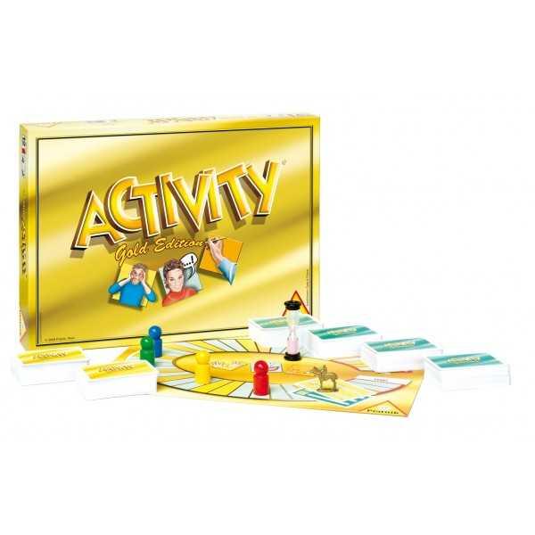 Deskové rodinné hry - Activity Gold Edition