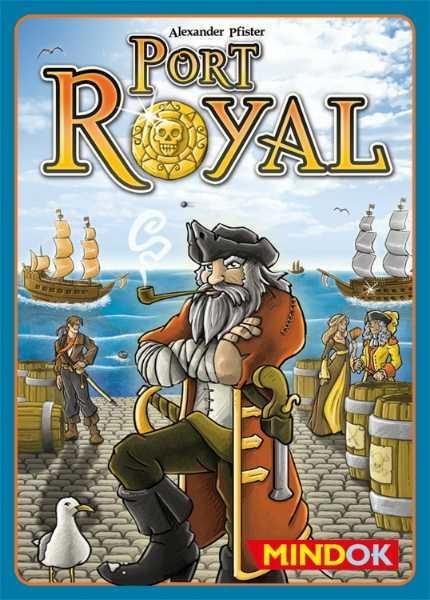 Rodinné karetní hry - Port Royal