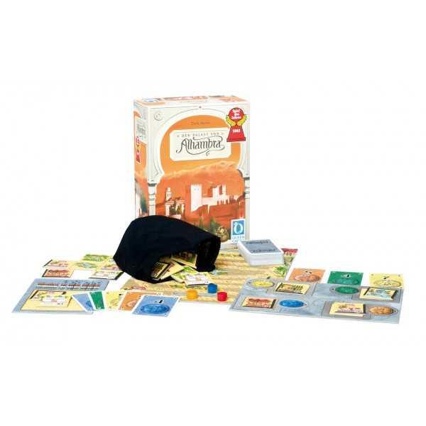 Deskové rodinné hry - Alhambra - basic