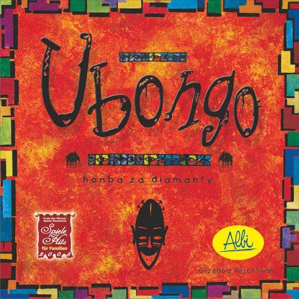 Rodinné deskové hry - Ubongo