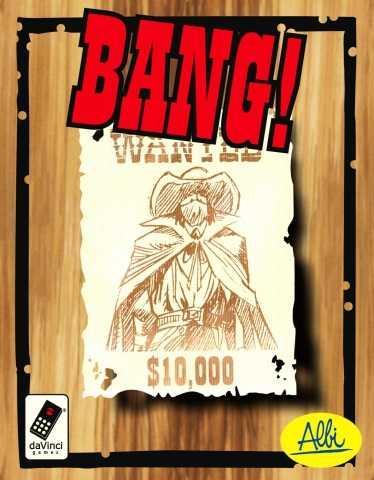 Rodinné karetní hry - Bang!