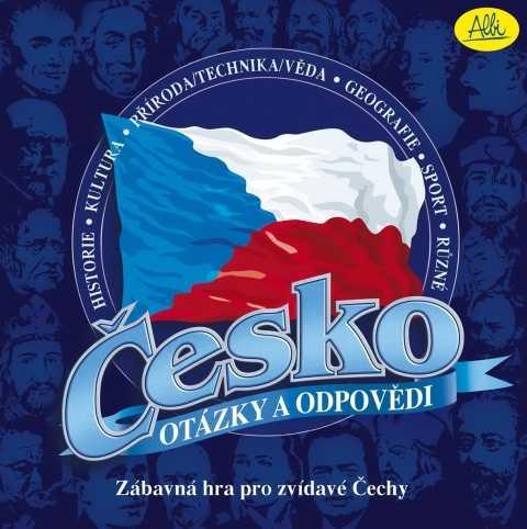 Rodinné deskové hry - Česko, otázky a odpovědi