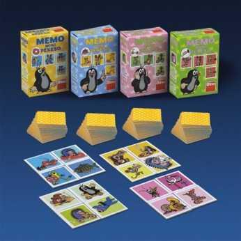 Dětské hry - Minipexeso s krtečkem