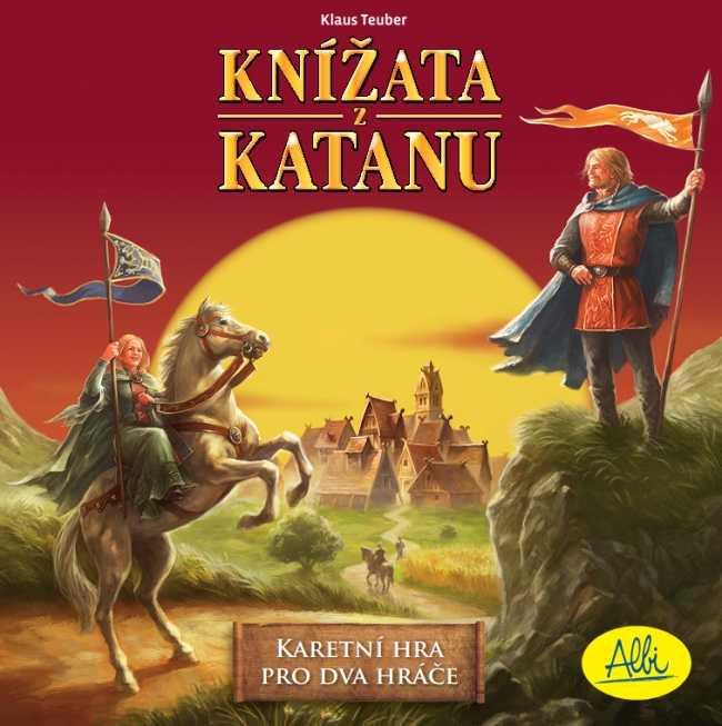 Rodinné karetní hry - Knížata z Katanu