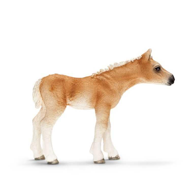 Koně Schleich - hříbě koně haflingerského