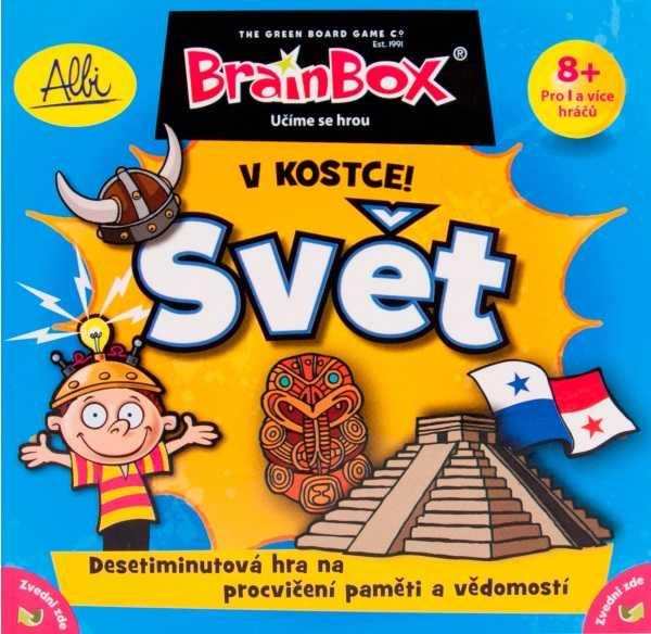 Vzdělávací dětské hry - V kostce! Svět
