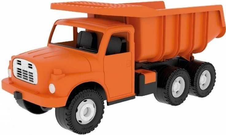 Auto Tatra 148 plast. oranžová